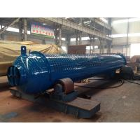 Buy Silver oil fired boiler mud drum SGS certification manufacturer at wholesale prices