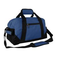 Quality Small Navy Mens Sports Bag/ Mens Athletic Bags Breathable Big Capacity for sale