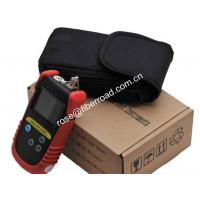 Quality Handheld Fiber Optic Power Meter Test Equipment With FC ST SC Connector for sale