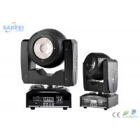 Quality 60W LED Beam Moving Head Light ,  White Rainbow Effect Moving Stage Lights for sale