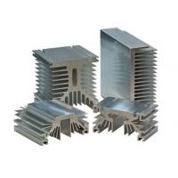 Quality Anodizing Structural Aluminum Profiles Maximum 6.8 Meters For Motors Shell for sale