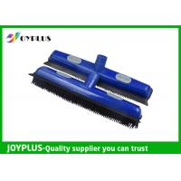 Quality JOYPLUS Long Handled Floor Squeegee For Cleaning floor Rubber / TPR Material for sale