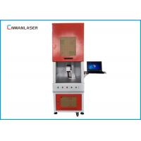 Buy cheap 30w Enclosed Fiber Metal Laser Marking Machine With Excellent After Sales Service from wholesalers