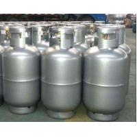 Quality 6KG  14.4L Capacity Compressed LPG Gas Cylinder Optional Low pressure for sale