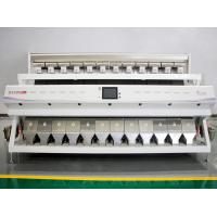 China High Efficiency Wheat Color Sorter 12 Channels Rustproof Aluminum Alloy Materials on sale