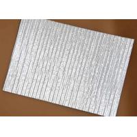 Quality Black Hard No Fading Heat Insulation Sheets Fire Resistant Offset Printing for sale