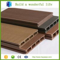Quality exterior hollow majestic engineered herringbone wood plastic composite flooring for sale