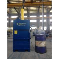Buy 210 Liter Oil Drum Crusher at wholesale prices