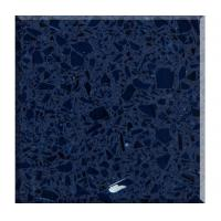 Buy cheap Factory Crystal Blue Quartz Stone Big Slabs from wholesalers