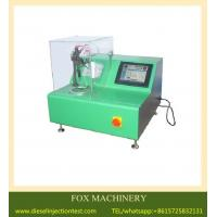 Quality 220V/Single phase,Common Rail Diesel Injector Test Bench with servo motor lower noise for sale