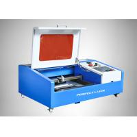 Quality 40W Water Cooling CO2 Laser Engraving Machine For Advertising Materials for sale