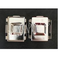 Quality Stainless Steel Embedding Cassette Histology Tissue Base Molds With Subtle Polishing for sale