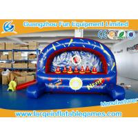 Quality Double Stitching Inflatable Nerf  Target , Inflatable Shootout for sale