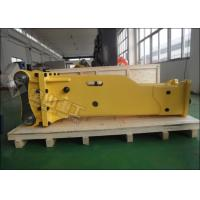 Buy cheap Silence Type Hydraulic Concrete Breaker For Komatsu Excavator PC120 PC150 from wholesalers