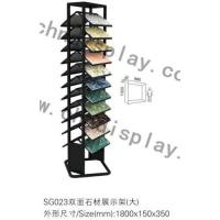Quality Stone Display Rack Ceramic Rack Tile Rack for sale