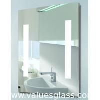 Quality AC 110V/230V LED Touch Screen Mirror , Illuminated Wall Mirror Long Service Time for sale