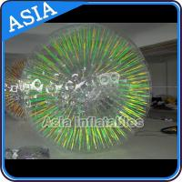Inflatable Water Zorb , Water Walking Zorb Ball For Water Games for sale