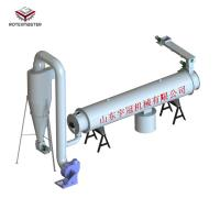 High Efficiency Dried Wood Drum Rotary Vacuum Dryer with CE Certification for sale