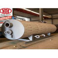 Buy cheap heat exchanger Gas/Oil Fired Thermal Oil Heater Organic Heat Carrier Boiler for from wholesalers