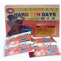 Quality Hard ten days for sale