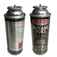 Quality Butane Gas Canister 220gr Nozzle Type for sale