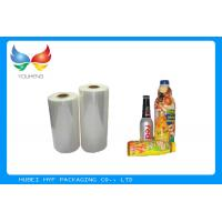 Quality Transparenct Clear OPS Packaging Roll Film Moisture Proof For Heat Shrink Lable for sale