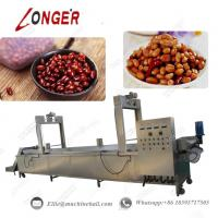Quality Peanut Continuous Frying Machine|Automatic Peanut Continuous Frying Machine|Commercial Peanut Fryer|Continuous Fryer for sale