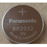 Buy cheap Pansonic BR2032 3v 190mah button cell from wholesalers
