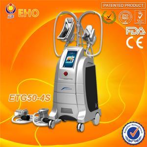 China ETG50-4S Cryolipolysis cryo lipo slimming machines cooling removal fat on sale