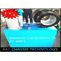 Buy Hydraulic Hose Crimping Machine for BMW 7 Series Air spring Suspension TS16949 at wholesale prices