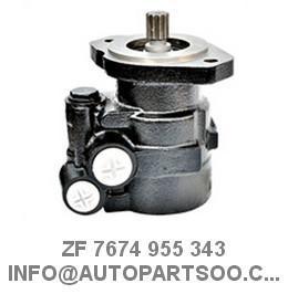 China CUMMINS Power Steering Pump ZF 7674 955 343 on sale