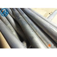 Quality Semi Continue Casting Magnesium Alloy Bar ZK60 Silver Extruded Magnesium Bar Stock for sale
