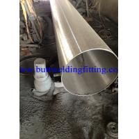 Quality ASTM A269 TP316L Large Stainless Steel Seamless Pipe Cold Drawing for sale