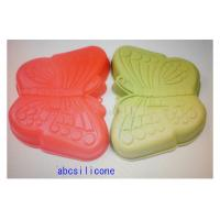 Quality fashionable silicone baking pans ,lovely shape silicone baking cake pan for sale