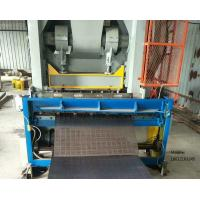 Quality Calcium Silicate Board Fiber Cement Board Punching Perforation Machine for sale