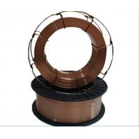 Quality AWS A5.17 EM12 Welding Material Submerged Arc Welding For Boiler LPG Cylinders for sale