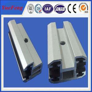 Quality aluminium product manufacturer,solar mounting supplier/industrial aluminium profile,OEM for sale