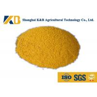 Quality 60% Content Corn Protein Powder / Animal Feed Additives For Shrimp Breed for sale