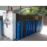 Quality Liquid Air Gas Separation Plant ,  Skid-mounted Oxygen Plant Filling Cylinder Decive for sale