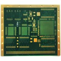 Quality 10 Layer Custom PCB Boards , HDI Printed Circuit Boards FR4 Base Material for sale