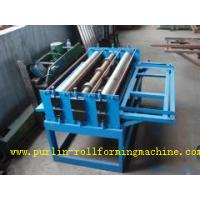 Quality Multi-funciton Auto Steel Metal Coil Slitting Machine / Production Line High Precision for sale