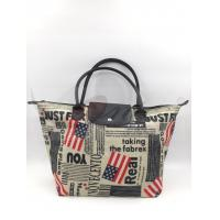 Quality Mens Ladies Travel Tote Bags With Printing / Embroidery / Thermal Transfer Logo for sale