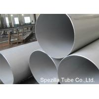 """Quality ASME SA312 NPS 1/2""""-24"""" Welded Stainless Steel Tube TIG Pipe Grade TP321 304 316L for sale"""