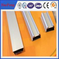 Quality Jiangyin Factory oversea wholesales round anodized aluminum led channel for sale