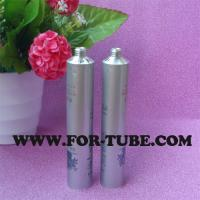Quality Empty cosmetic aluminum tube for face cream for sale
