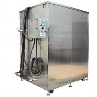 Quality Customized Size Ultrasonic Filter Cleaning Machine With Power Adjustable for sale