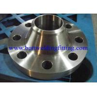 Quality Steel Flanges, Weld Neck Flanges / ASTM A 182 , GR F1, F11, F22, F5, F9, F9 for sale