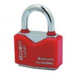 Quality Waterproof Stainless Steel Padlock / Combination Guard Door Top Security Padlock for sale