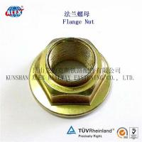 Quality Hex Locking Nut for Railroad Fasteners for sale