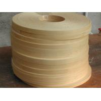 Quality Natural Golden Birch Wood Veneer Edge Banding Tape/Rolls for sale